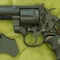 Photos: モデルガン コルト・キングコブラ・357マグナム HW樹脂製 KSC