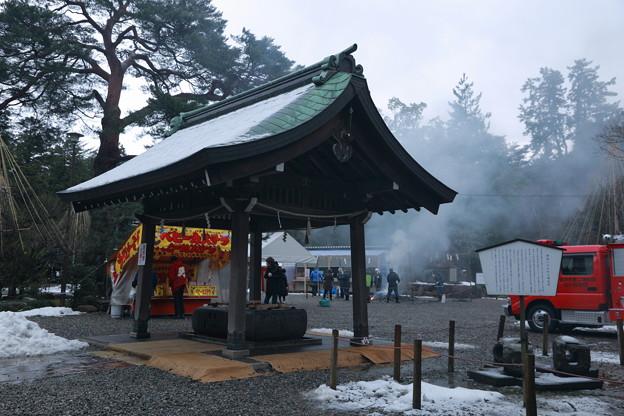 Photos: 左義長