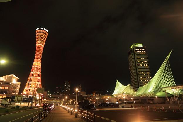 メリケンパーク ポートタワー