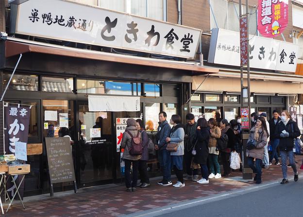 写真: ときわ食堂20171209