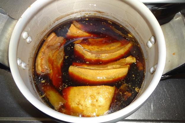 自己流!トンポーロー風・豚肉煮込み料理