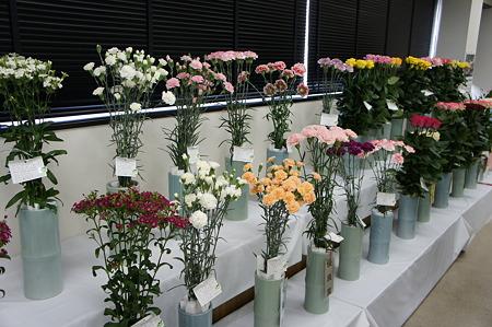 切り花の部門
