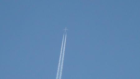 飛行機の幽霊