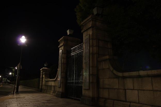 Photos: 外国人墓地の入口