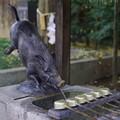 Photos: 護王神社 手水舎