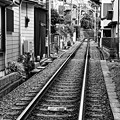 写真: 江ノ電模様_3