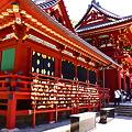 写真: 鶴岡八幡宮本宮
