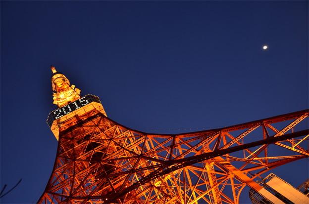 2015元日東京タワー