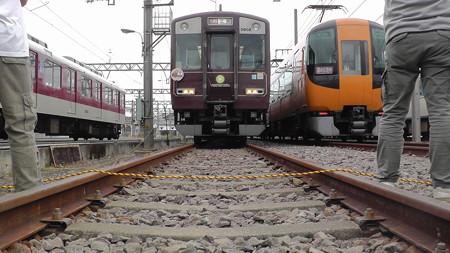 きんてつ鉄道まつり2014(五位堂検車場)0020