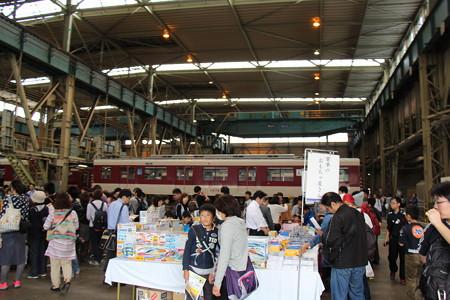 きんてつ鉄道まつり2014(五位堂検車場)0049