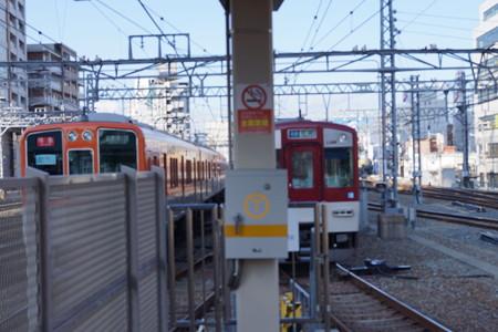 阪神尼崎駅の写真0001