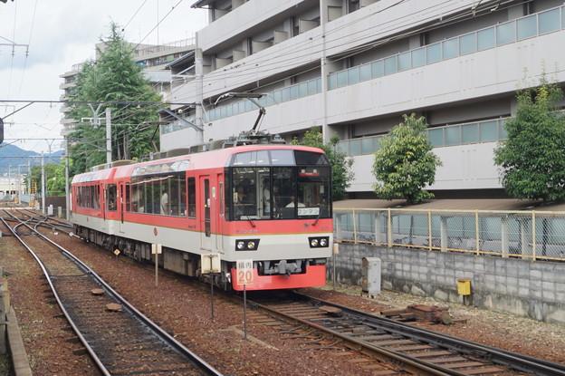Photos: 叡山電車・出町柳駅の写真0008