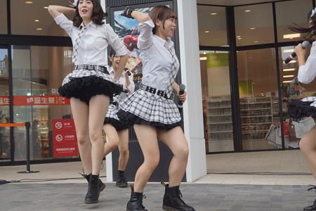 WT☆Egretのライブ(テラッソ姫路)0012