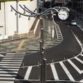 写真: 小山駅東モニュメント (2)