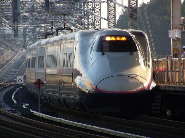 写真: E2系J58編成