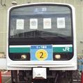 写真: E501系K752編成 (1)