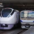 E657系K10編成・E531系K418編成   (2)