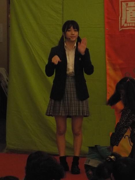 橘マリ役 丸山千晶さん (3)