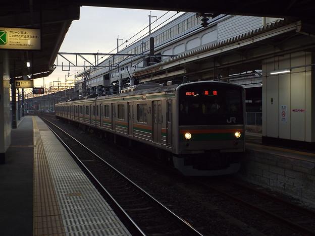205系Y11編成 (2)