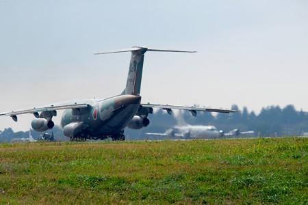04C1離陸