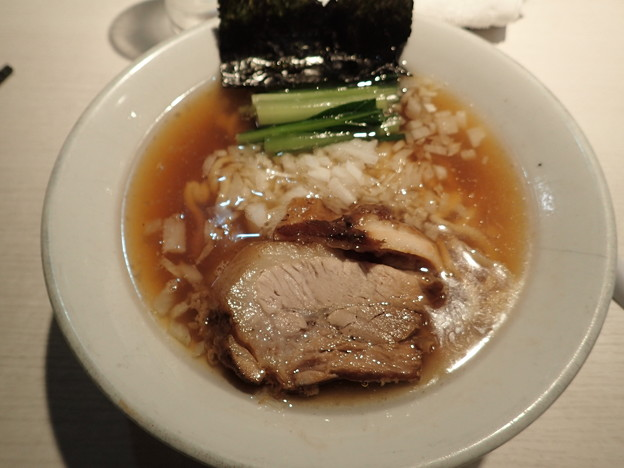 Photos: 煮干し中華そば 一燈