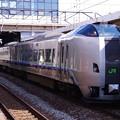 新千歳空港から旭川へ行く特急スーパーカムイ789系・・20140802