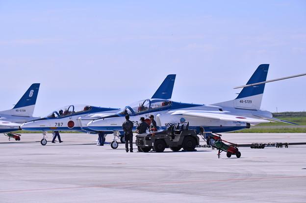 松島基地復興航空祭。。実は2機いたのスペア機(^_^;) 20170827