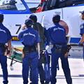 松島基地復興航空祭。。午前中の飛行訓練へブルーインパルス 20170827