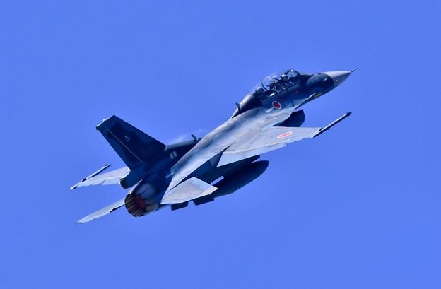 松島基地復興航空祭。。F-2B低速飛行ローパス