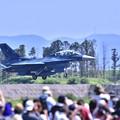 Photos: 第24飛行隊F-2B。。アプローチからの。。(^^)