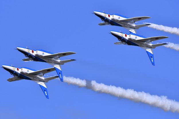 三沢基地航空祭。。フォーシップインバート