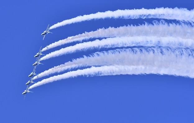 三沢基地航空祭。。デルタループへ。。