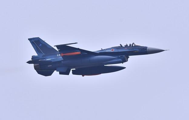 セカンドセッション。。三沢の第3飛行隊F-2模擬弾装備