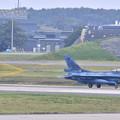 三沢空港。。第3飛行隊F-2も模擬弾撃ったかな?帰投