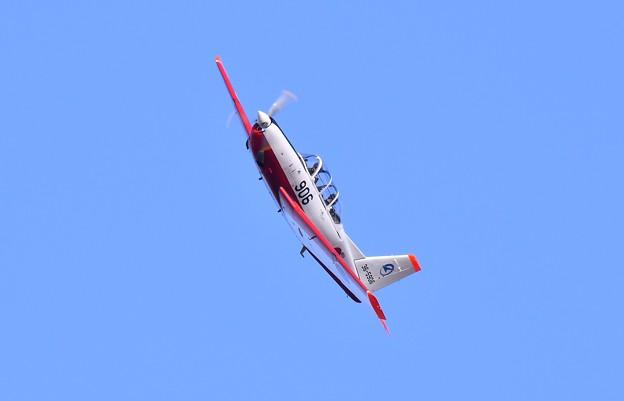 T-7もアグレッシブに飛行。。岐阜基地