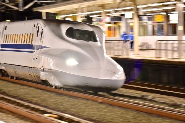 岐阜から浜松へ新幹線流し撮りで遊ぶ。。20171119
