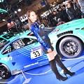 写真: 撮って出し。。東京オートサロン レースクイーンとレースマシン 1月13日