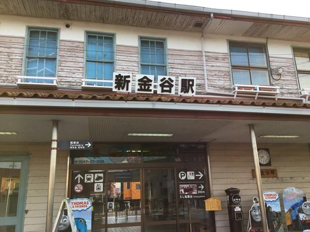 撮って出し。。静岡県大井川鉄道へ新金谷駅 1月20日