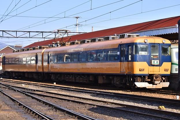 撮って出し。。大井川鉄道の主力元近鉄特急16000系 千頭へ 1月20日