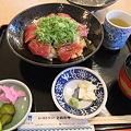 土佐丼(道の駅・かわうその里すさき【高知】)