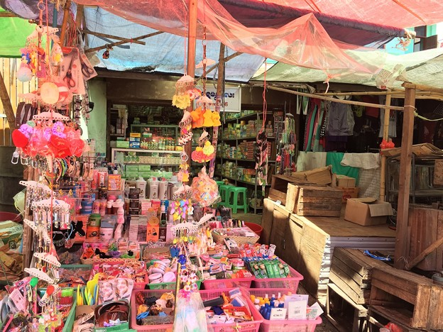 ミャワディの市場 (6)