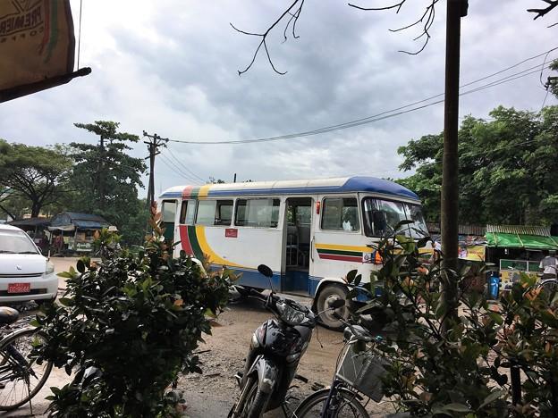 HINO バス (2)