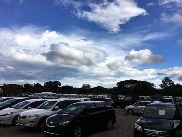 メソートの空と雲 (2)