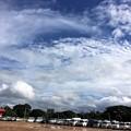 写真: メソートの空と雲 (3)