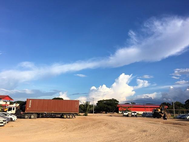 メソートの青空と雲 (4)