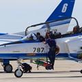 写真: Kawasaki T-4   06-5787