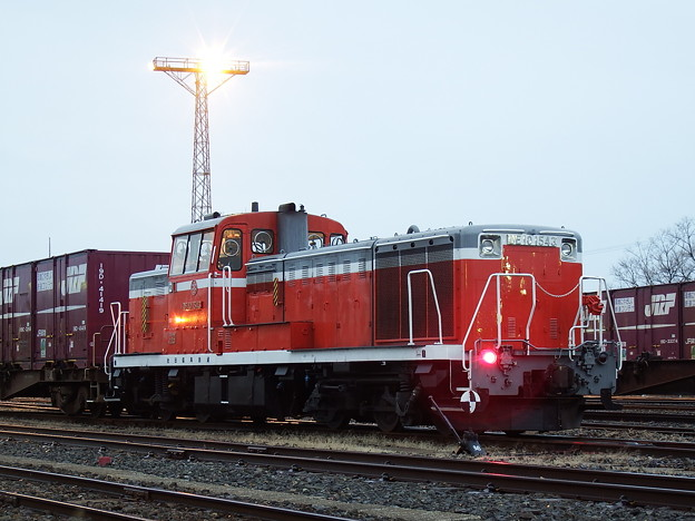 秋田臨海鉄道DE10-1543