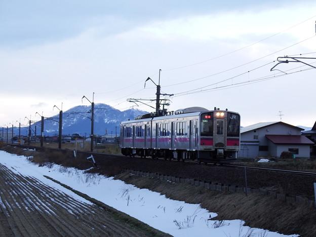 701系N24編成 秋田行き 2