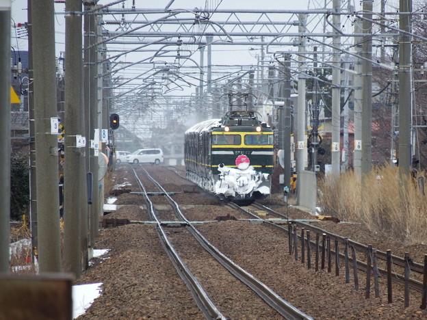 EF81-43牽引 トワイライトエクスプレス 1