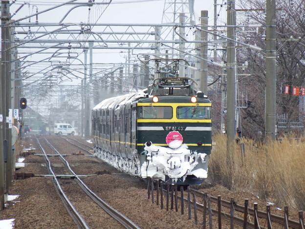 EF81-43牽引 トワイライトエクスプレス 3